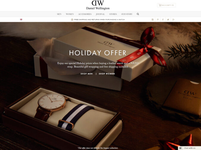 How to bring festive cheer onto your website