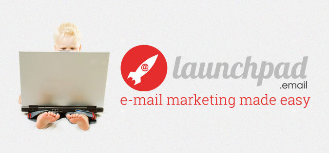 Out of this world email marketing from Launchpad