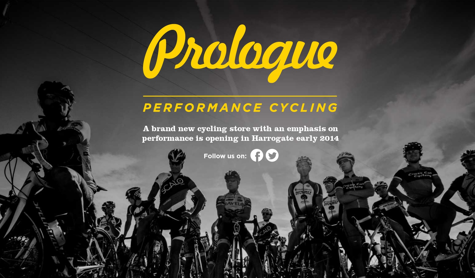 Prologue holding page
